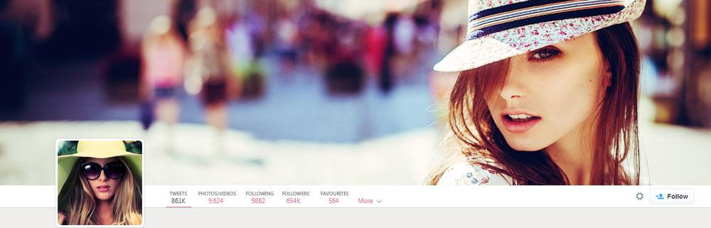 Twitter Header Maker - Create Twitter Header Online for Free | Fotor